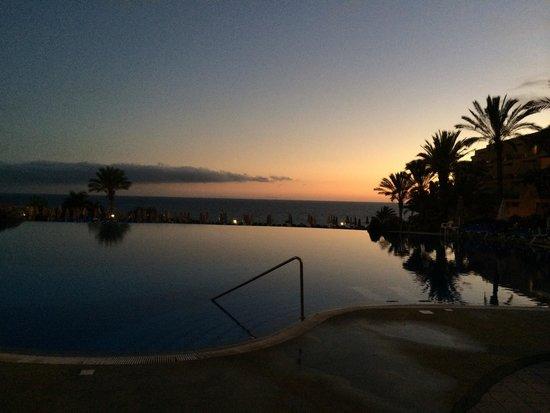 ClubHotel Riu Buena Vista : Puesta de sol