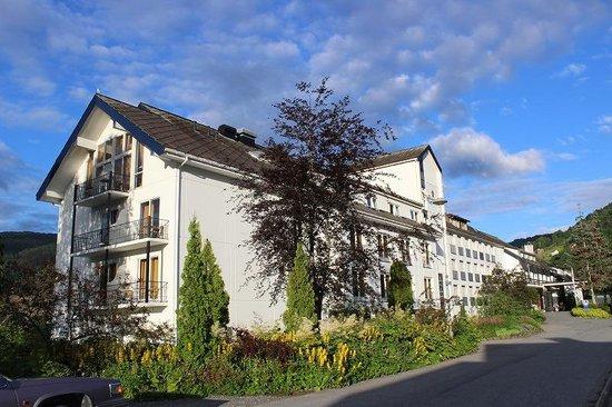 Brakanes Hotel: ホテルの正面全体