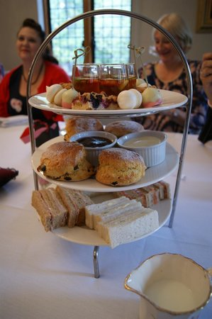 Langshott Manor Hotel Gatwick : Lovely food