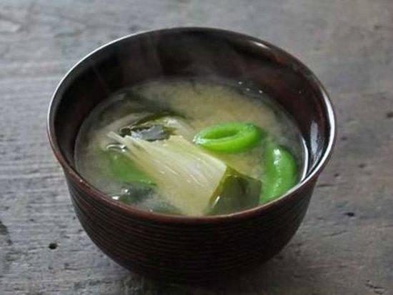 Warung Suika: Miso soup