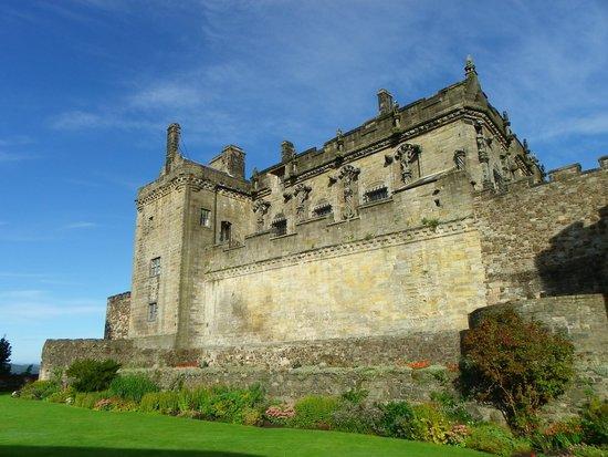 Stirling Castle: Vue extérieure à l'entrée