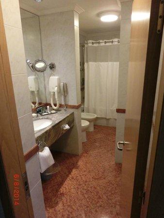 Hilton Milan : Badezimmer