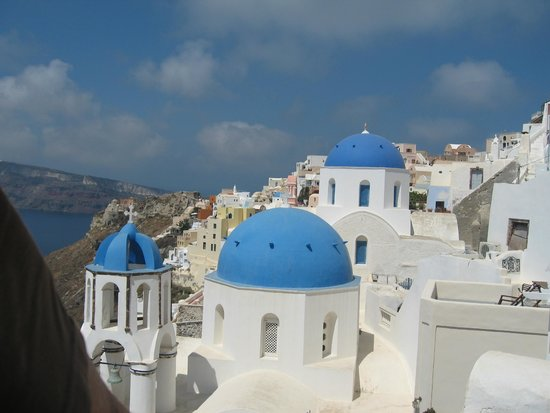 Art Food & Shopping on Santorini -  Day Tours: Just how I imagined it
