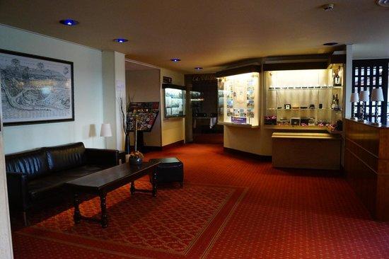 Globales Post Hotel & Wellness : Reception hall