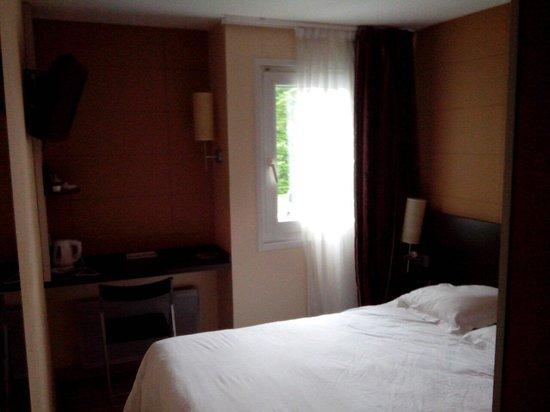 Hotel Inn Design Resto Novo Amiens: Une très belle chambre!