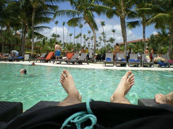 Now Larimar Punta Cana: Piscine