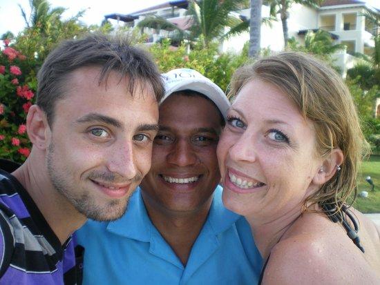 Now Larimar Punta Cana: Antonio Banderas