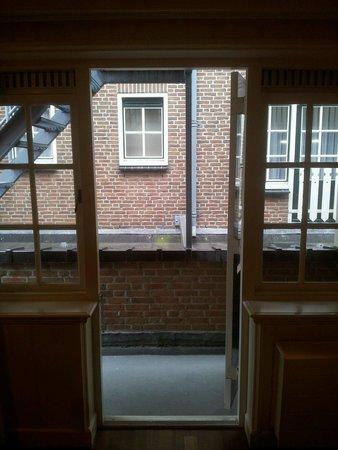 Hotel Spaander : Vue de la chambre 59