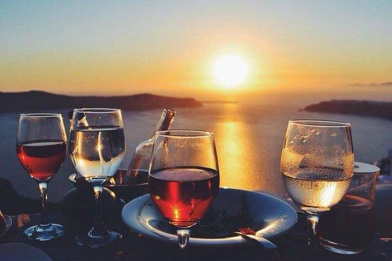 Kapari Natural Resort: Private Dinner (Sunset) 01