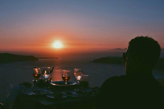 Kapari Natural Resort: Private Dinner (Sunset) 03