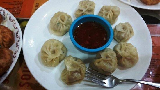 Tibet Kitchen : Steamed