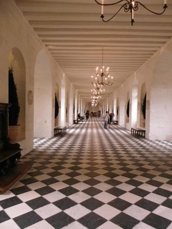 Château de Chenonceau : The Ballroom
