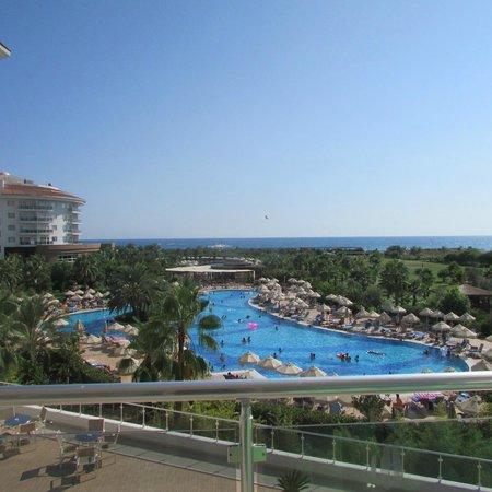 Sunconnect Sea World Resort & Spa: Utsikt från balkongen