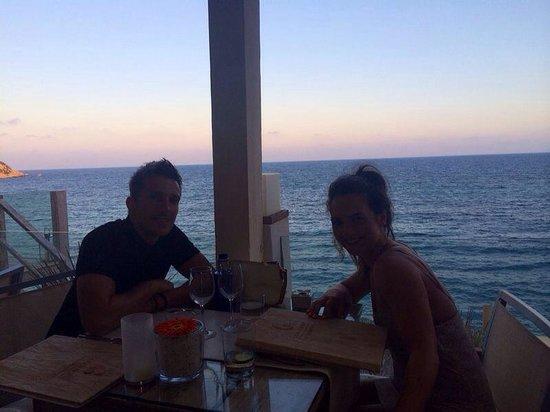 Amante Ibiza: Stunning sea view