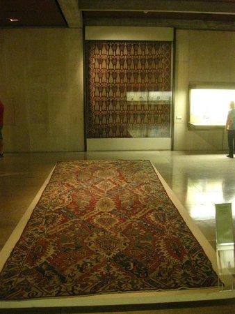 Musée Calouste-Gulbenkian : Carpets as beautiful as can be