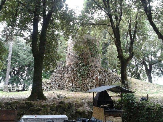 Relais Borgo San Faustino: Location della cena di Ferragosto