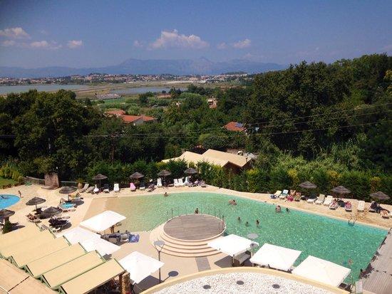 Ariti Grand Hotel: Udsigt fra værelset