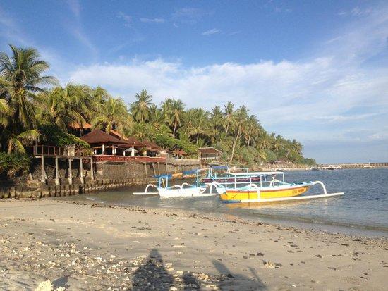 Pondok Bambu: View