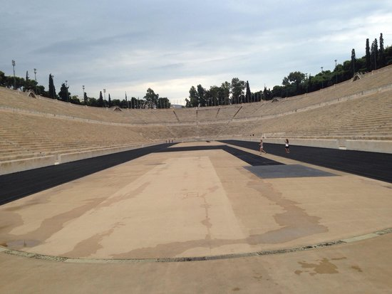 Panathenaic Stadium: Стадион