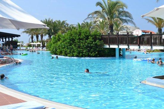 Liberty Hotels Lara : Pool area