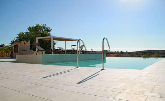 Agriturismo Leone : nieuwe zwembad