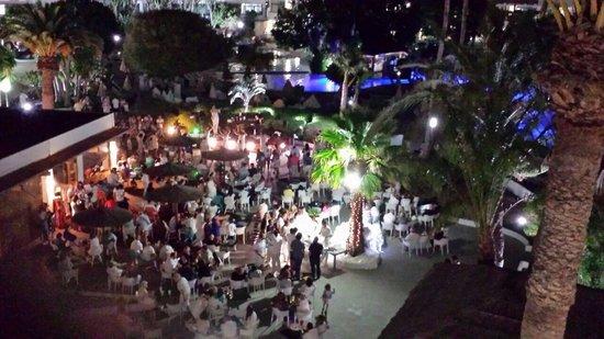 H10 Lanzarote Princess: Fiesta blanca