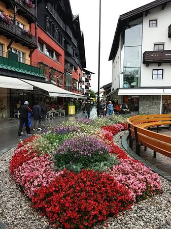 Hotel Central: Seefeld citiy center
