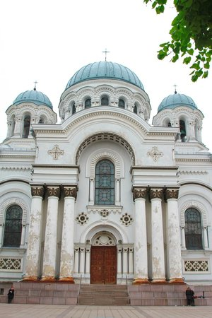 Church of St. Michael the Archangel: Beautiful architecture!