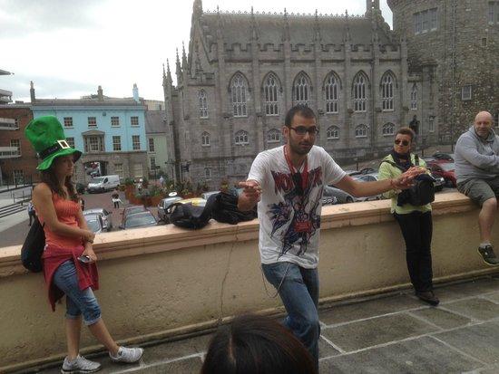 SANDEMANs NEW Europe - Dublin: Álvaro, gran guía