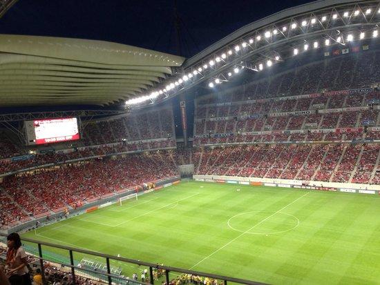 Toyota Stadium: ✌️