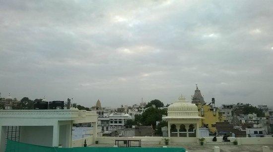 Kotra Haveli: Great view