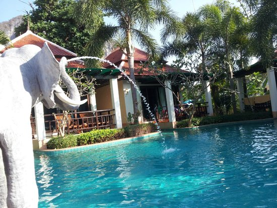 Aonang Orchid Resort: Pool