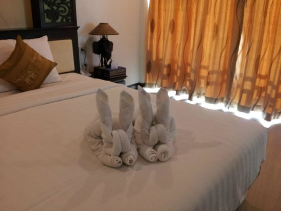 Aonang Orchid Resort: Room