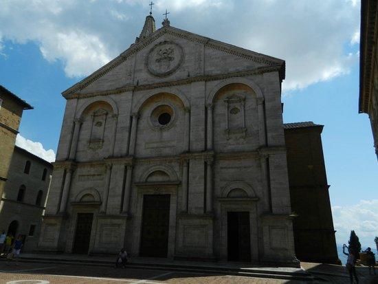 Il Duomo di Pienza: Il Duomo