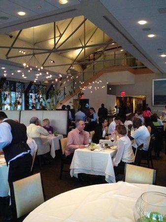 Xaviars On The Hudson : interior design