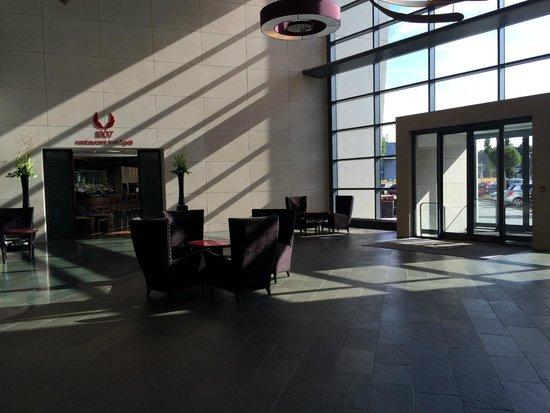 Brooklands Hotel: Lobby