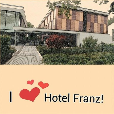Hotel Franz : Hotel from Outside