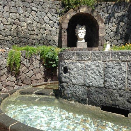 Poseidon Gardens Terme: percorso piedi giapponese