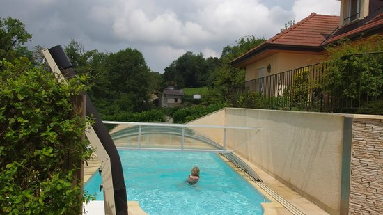 Cernex, France: Swimming pool