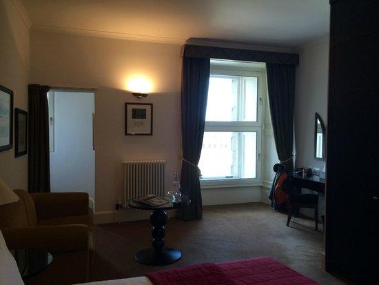 The Scotsman Hotel : Bedroom