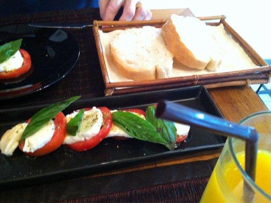 Girasole by La Gondola: Salad