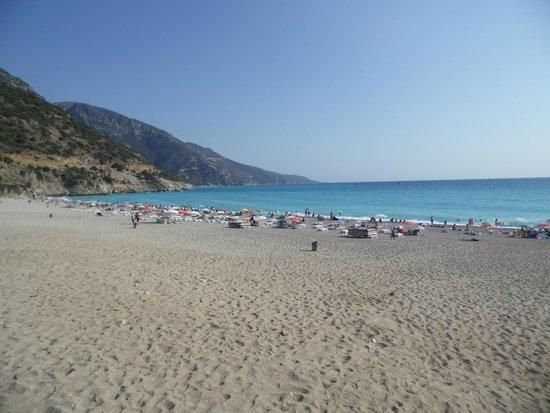 Suncity Hotel & Beach Club : The beach