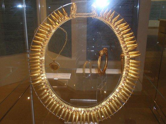 Musée des arts islamiques : 首輪