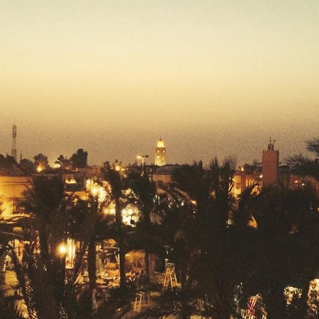 Kosy Bar: Awesome view from the terrace