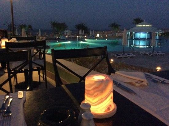 Concorde Moreen Beach Resort & Spa Marsa Alam : cena