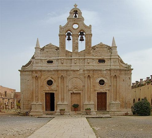 Sacred Monastery of Arkadi: Arkadi 1