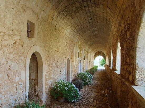 Sacred Monastery of Arkadi: Arkadi 2