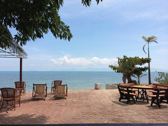 Health Oasis Resort : TERASSE