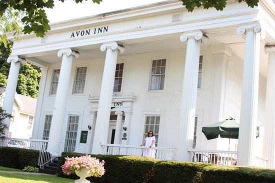 Avon Inn : Old world charm!