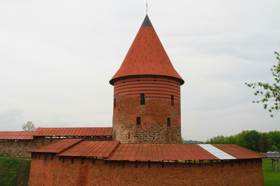 Kaunas Castle : Weak castle!